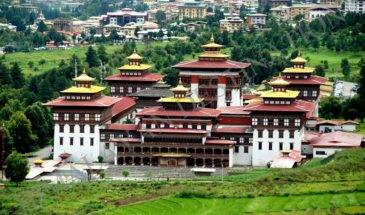 06 Nights & 07 Days Amazing Bhutan With Punakha