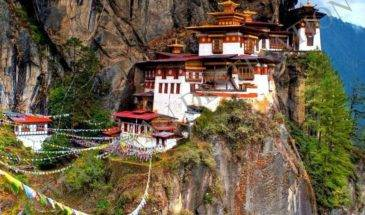 06 Nights & 07 Days Amazing Bhutan Without Punakha