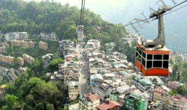 03 Nights & 04 Days Weekend at Gangtok