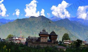 07 Nights & 08 Days Magical Kalpa-Kinnaur With Manali Trip From Chandigarh to Manali