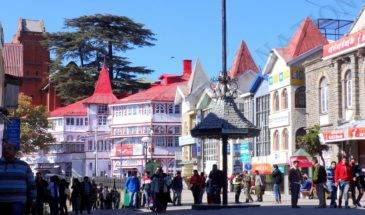 05 Nights & 06 Days Magical Shimla-Manali Trip From Chandigarh to Chandigarh